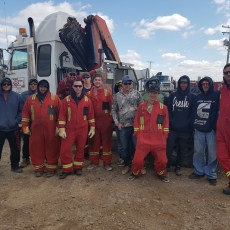 Knuckle Boom/Picker Truck Competent Operator Training