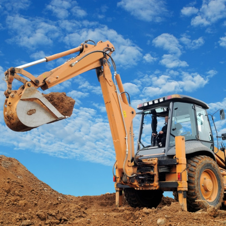 Backhoe Competent Operator