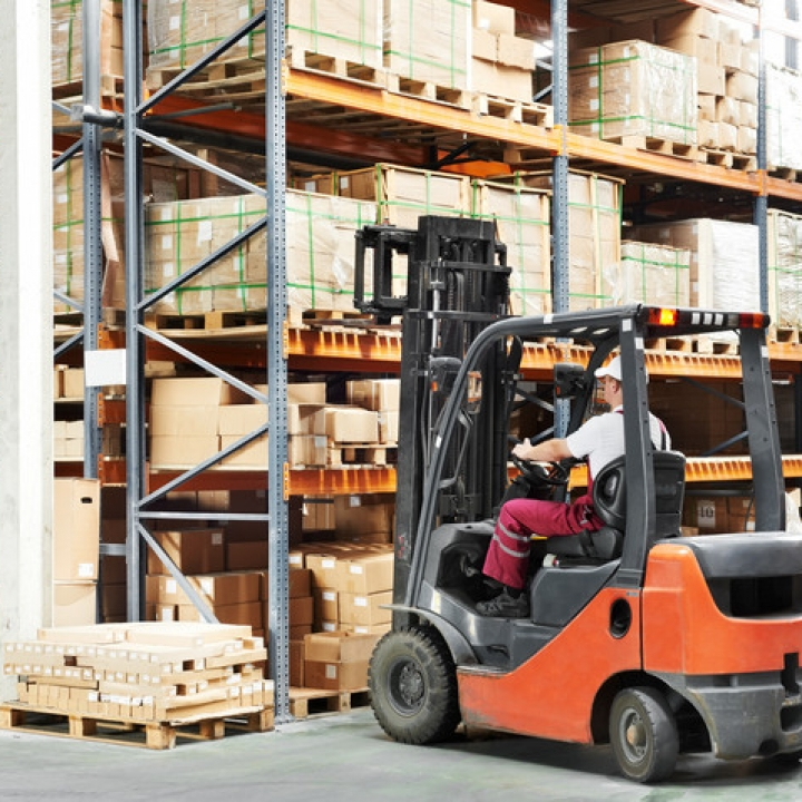 Forklift Competent Operator