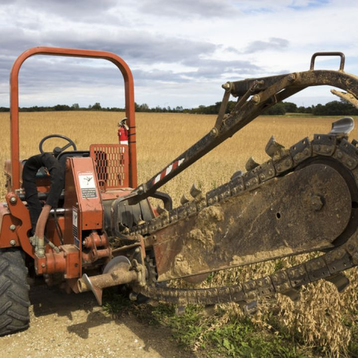 Trencher Competent Operator