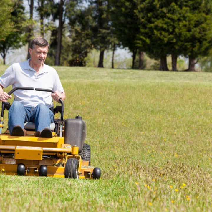 Riding Mower Competent Operator